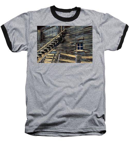 Golden Barn  Baseball T-Shirt