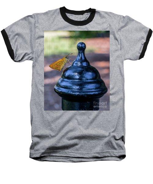 Golden Moth Baseball T-Shirt