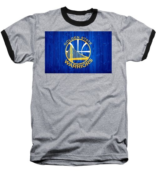 Golden State Warriors Door Baseball T-Shirt