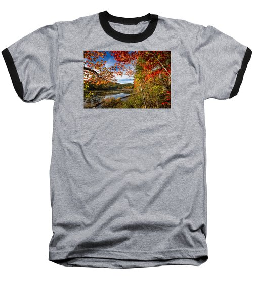 Baseball T-Shirt featuring the photograph Grafton, New Hampshire by Robert Clifford