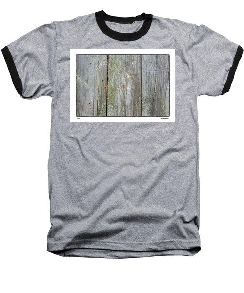 Grain Baseball T-Shirt by R Thomas Berner