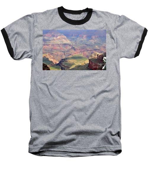 Grand Canyon 2 Baseball T-Shirt