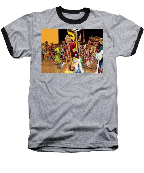 Grand Entrance Baseball T-Shirt