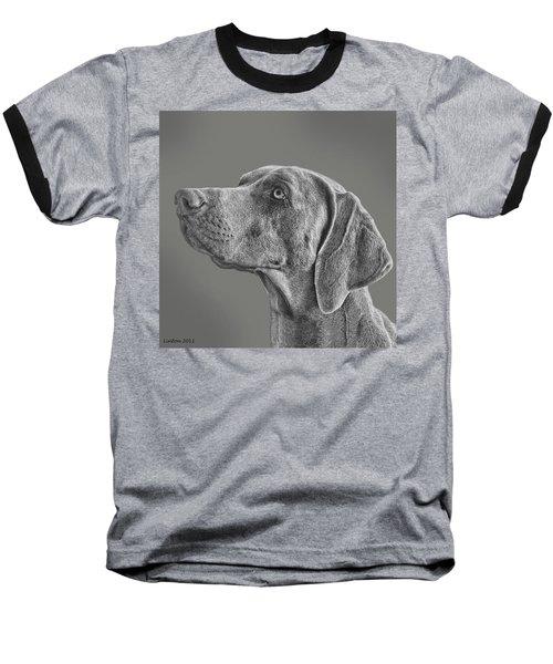 Gray Ghost Baseball T-Shirt