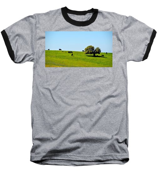 Grazing In The Grass Baseball T-Shirt