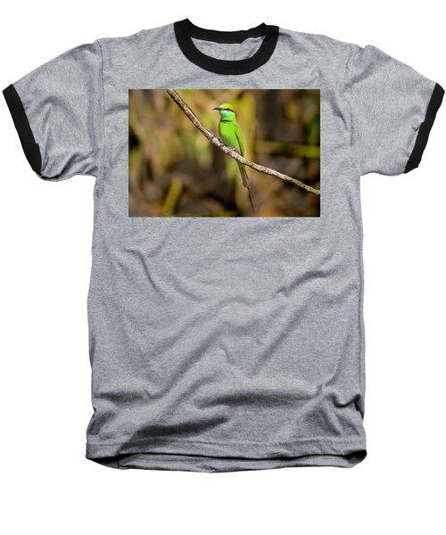 Green Bee-eater Baseball T-Shirt
