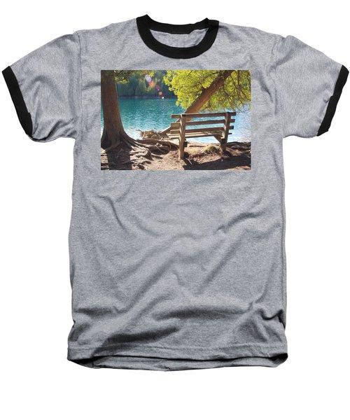 Green Lakes Baseball T-Shirt