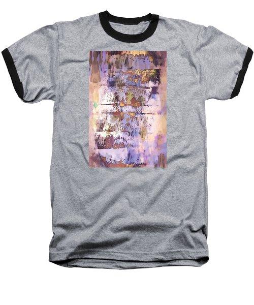 Grungy Abstract  Baseball T-Shirt