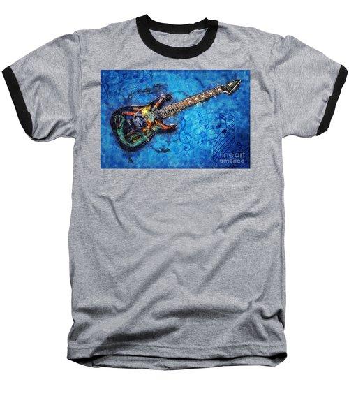Guitar Love Baseball T-Shirt