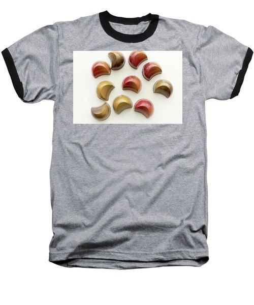 Halfmoon Chocolates Baseball T-Shirt