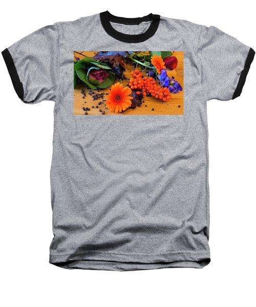 Halloween Decoration Baseball T-Shirt