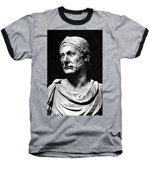 Hannibal, Carthaginian Military Baseball T-Shirt