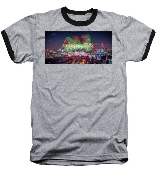 Happy 2018 Baseball T-Shirt