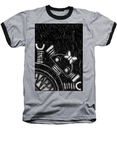 Happy Bot Baseball T-Shirt