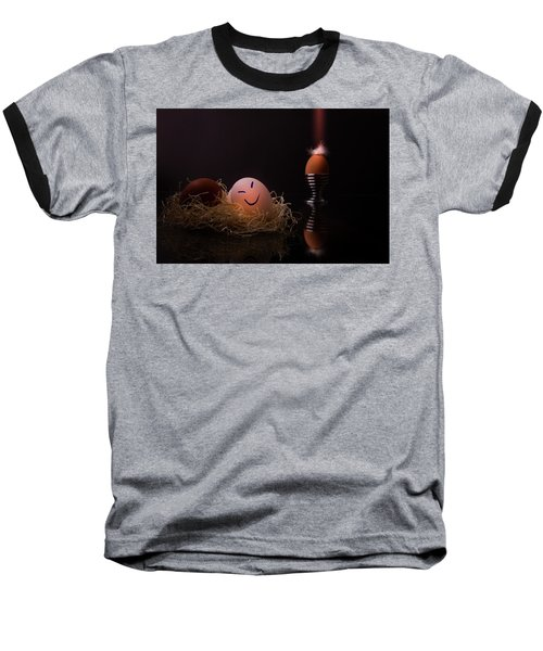Happy Easter Baseball T-Shirt