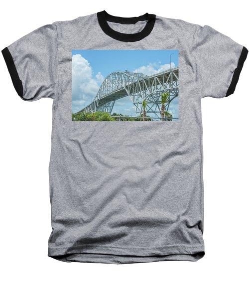 Harbor Bridge Baseball T-Shirt