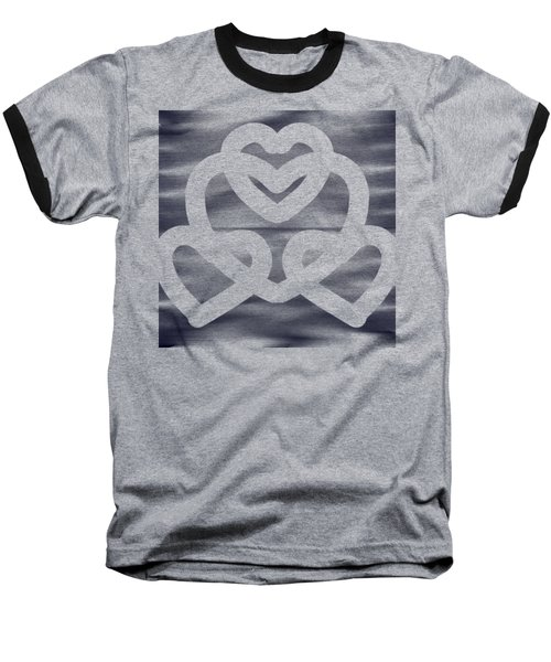Hearts Baseball T-Shirt