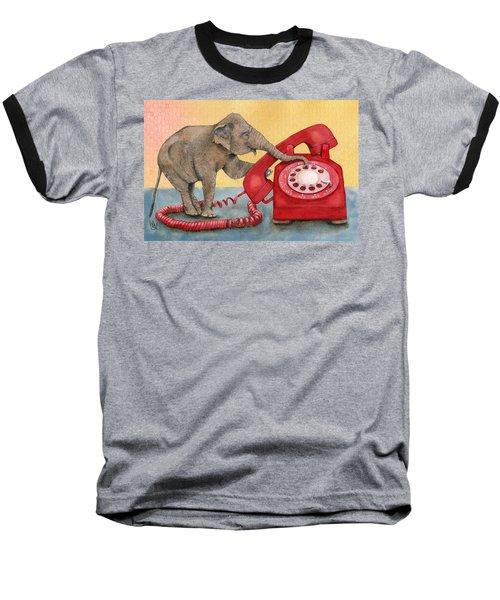 Trunk Call Baseball T-Shirt