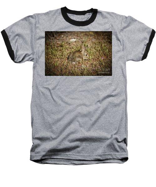 Here I Am Baseball T-Shirt by Robert Bales