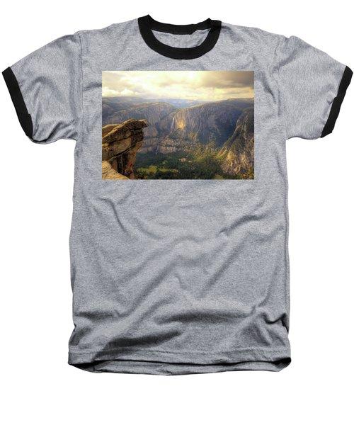 High Sierra Overview Baseball T-Shirt