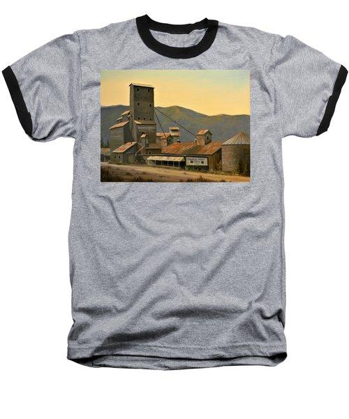 Hillbilly Highrise Baseball T-Shirt