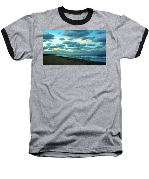 Hobe Sound, Fla Baseball T-Shirt by John Wartman