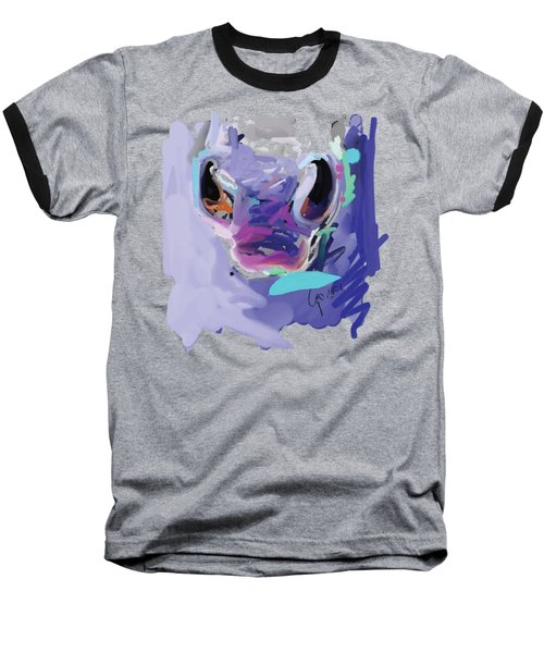 Horse Nose Baseball T-Shirt