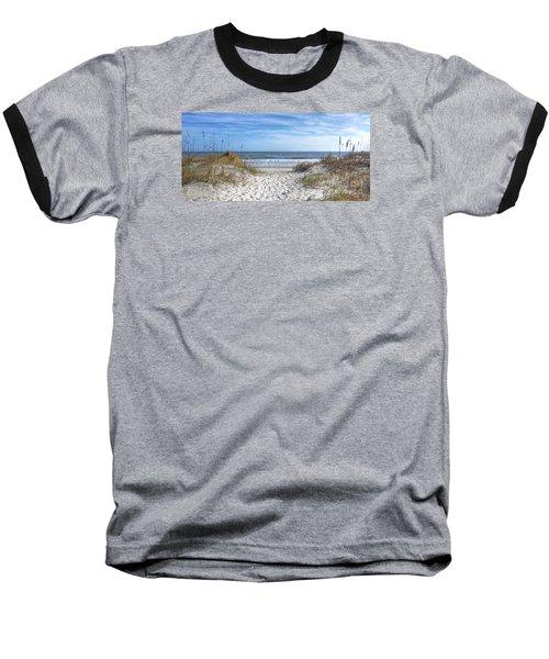 Huntington Beach South Carolina Baseball T-Shirt by Kathy Baccari