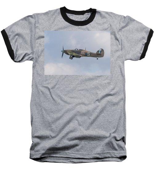 Hurricane Taking Off Baseball T-Shirt