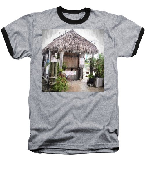Hut Baseball T-Shirt
