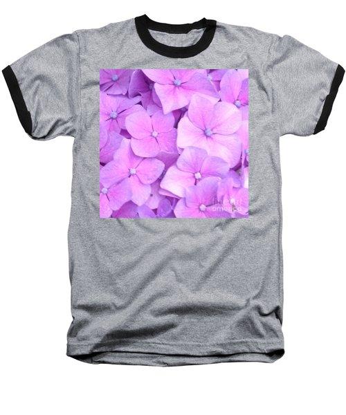 Hydragea  Baseball T-Shirt