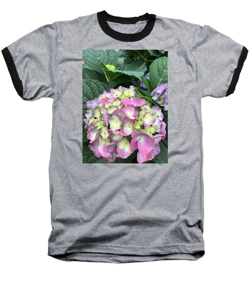 Baseball T-Shirt featuring the photograph Hydrangea by Kay Gilley