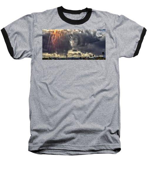 I Am That, I Am Baseball T-Shirt by Michael Rogers