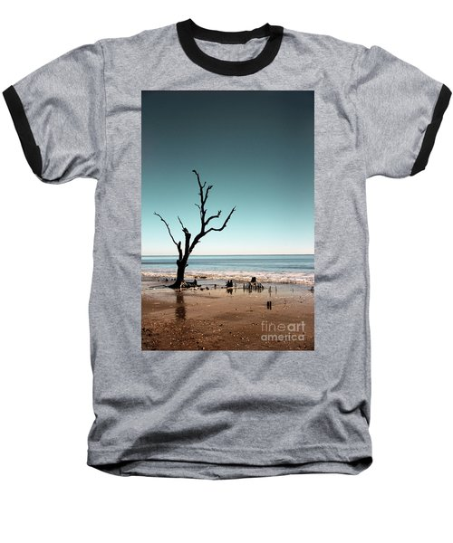 Baseball T-Shirt featuring the photograph I Can Be Free by Dana DiPasquale