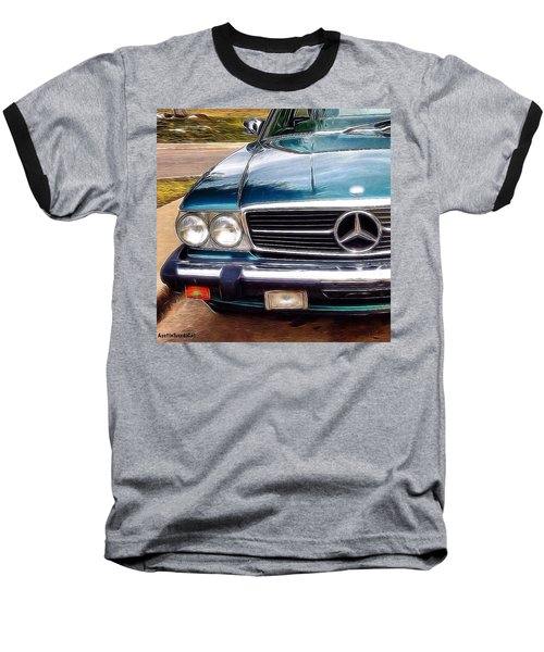 I Love #vintage #cars (and Jewelry Too) Baseball T-Shirt
