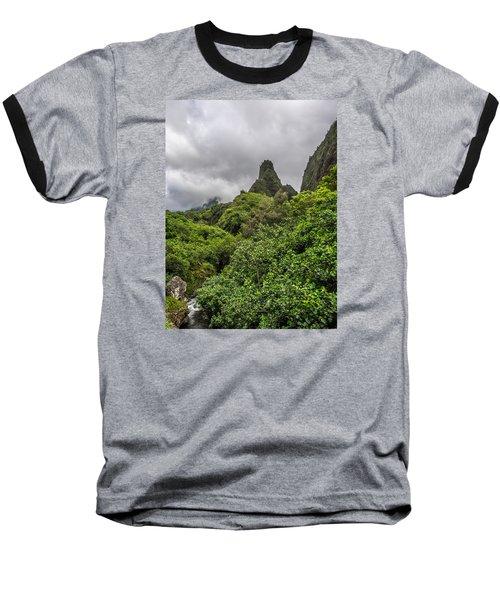 Iao Valley Baseball T-Shirt