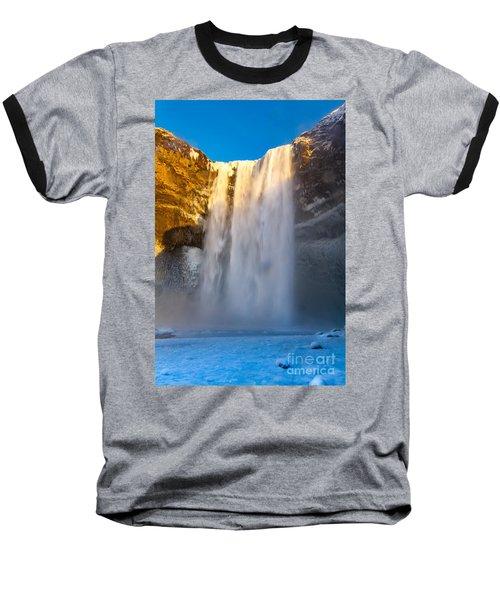 Baseball T-Shirt featuring the photograph Iceland  by Mariusz Czajkowski