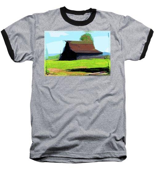 If Buildings Could Talk Baseball T-Shirt