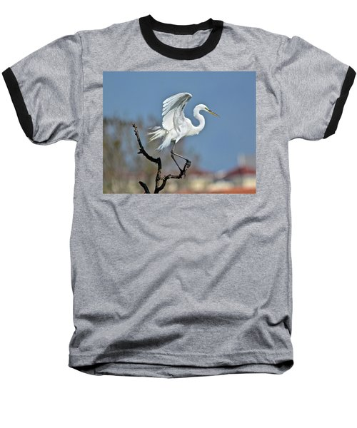 I'll Fly Away Baseball T-Shirt