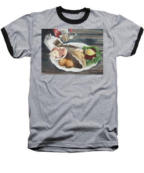 I'm Stuffed Baseball T-Shirt