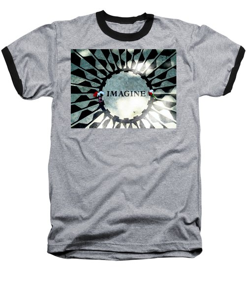 Imagine Baseball T-Shirt