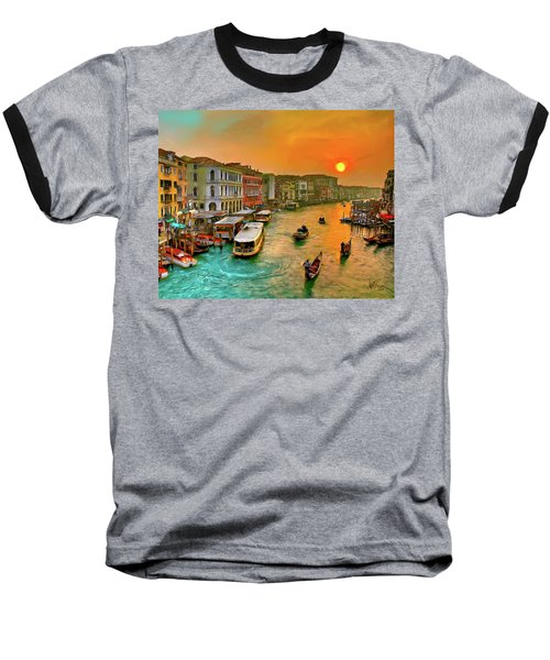 Imbarcando. Venezia Baseball T-Shirt