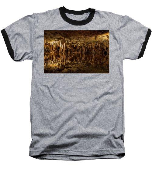 In The Upside-down Baseball T-Shirt