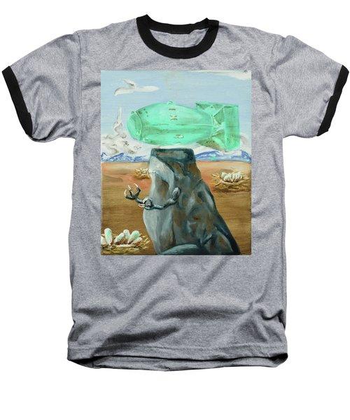 Incubator Of Anxiety Baseball T-Shirt