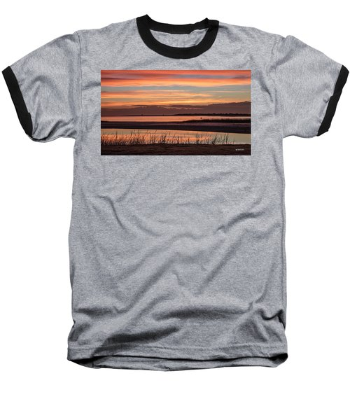 Inlet Watch Sunrise Baseball T-Shirt