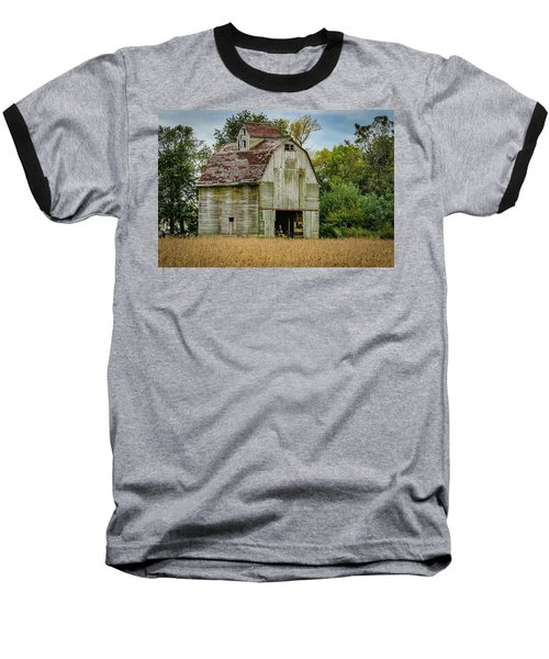 Iowa Barn Baseball T-Shirt