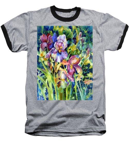 Iris II Baseball T-Shirt