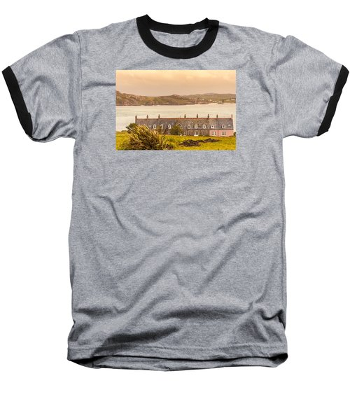 Isle Of Iona Baseball T-Shirt