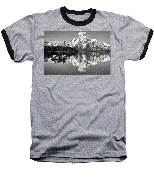 Jackson Lake, Gtnp  Baseball T-Shirt