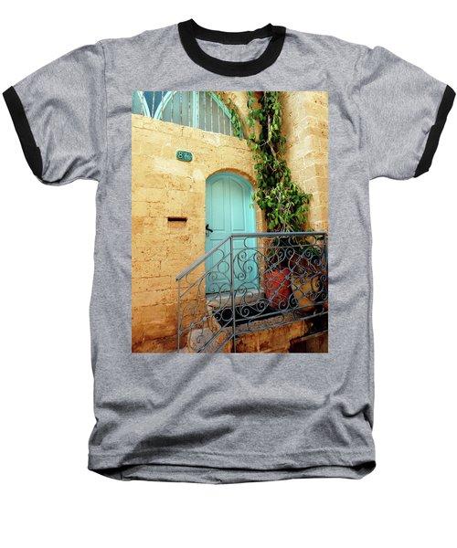 Jaffa-israel Baseball T-Shirt
